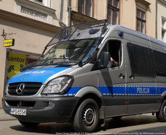 Policja Pabianice: Za nami 3 lata funkcjonowania Krajowej Mapy Zagrożeń Bezpieczeństwa