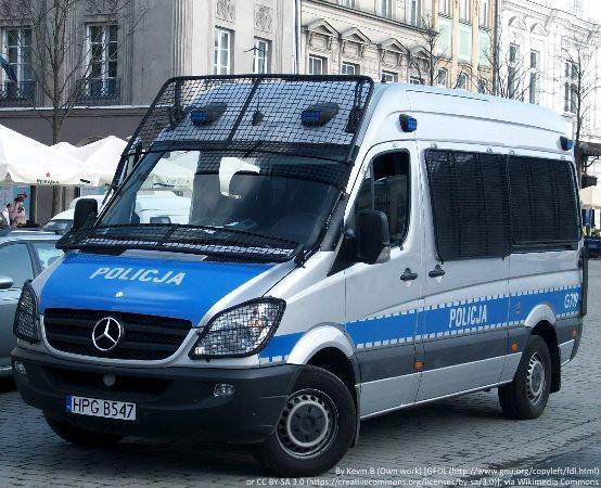 Policja Pabianice: Obywatelskie ujęcie pijanego kierowcy. Miał ponad 2,5 promila alkoholu