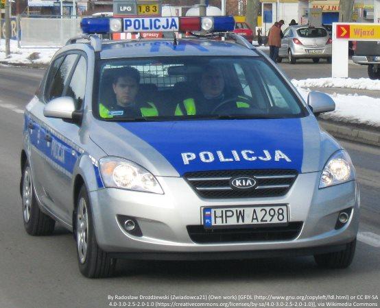Policja Pabianice: Za latami służby kryją się miejsca, ludzie i…wspomnienia