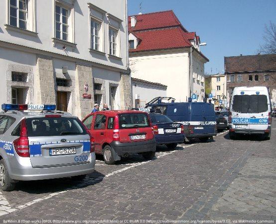 Policja Pabianice: Śmiertelne potrącenie rowerzystki