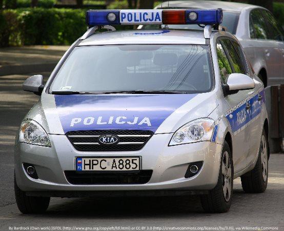 Policja Pabianice: Maseczki ochronne dla pabianickich policjantów